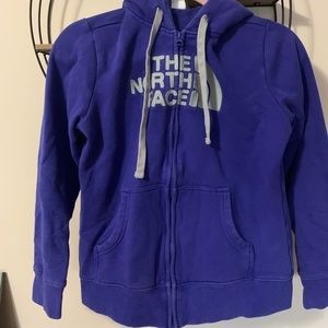 The North Face ZIPUP Hoodie